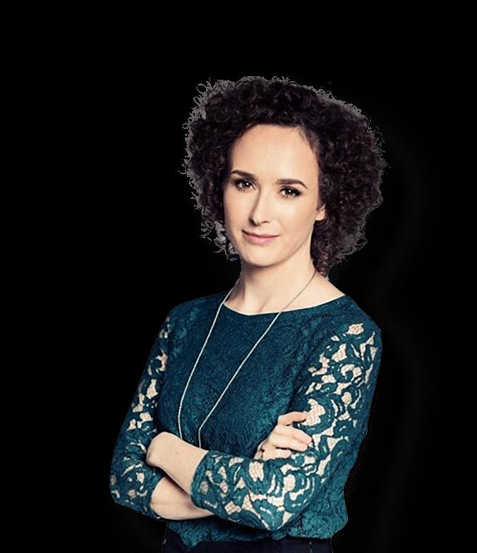 Anna Pałyga Ambasadorka marki Inspera w Polsce
